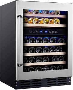 Kalamera Wine Cooler Refrigerator