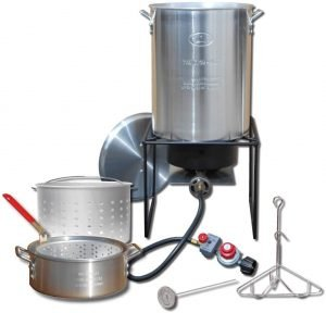 King Kooker Seafood Boiler