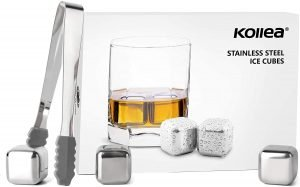 Kollea Stainless Steel Chilling Reusable Cubes