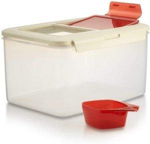 Komax Biokips Flour Container