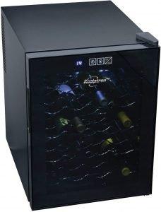 Koolatron Wc20 Thermoelectric Wine Cooler