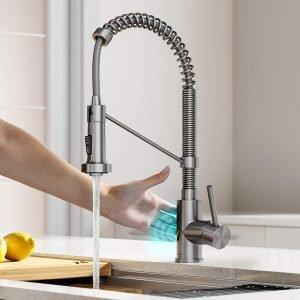 Kraus Bolden Touchless Kitchen Faucet