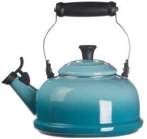 Le Creuset Enamel Whistling Tea Kettle