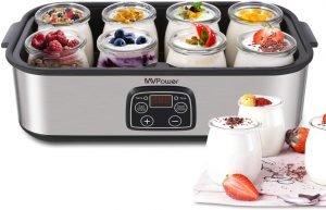 Mvpower Automatic Digital Yogurt Machine