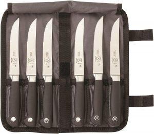 Mercer Culinary Genesis Forged Steak Knife Set