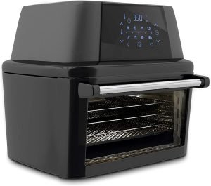 Nutrichef Pkairfr96 1800w High Power Oven Combo