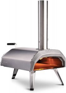 Ooni Karu Wood And Charcoal Fired Portable Pizza Oven