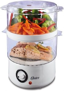 Oster Double Tiered Vegetable Steamer