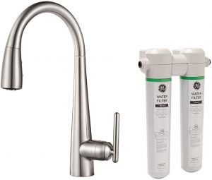 Pfister Gt529 Pull Down Kitchen Faucet