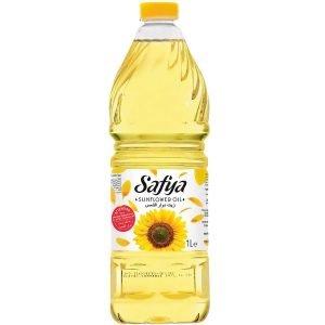 Safya 100% Pure Sunflower Oil