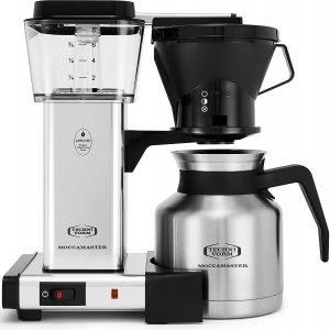 Technivorm Moccamaster 79212 Kbts 32oz Coffee Brewer