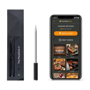 The Meatstick Wireless Meat Thermometer