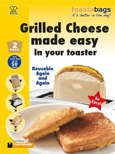 Toastabags Grilled Cheese Size Toaster Bags