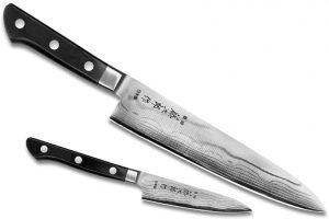 Tojiro Dp Damascus 2 Piece Starter Knife Set