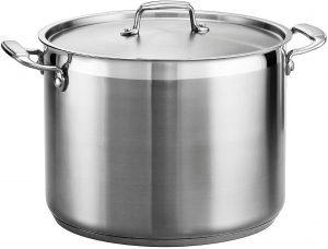 Tramontina 80120 001ds Gourmet Stainless Steel Stock Pot