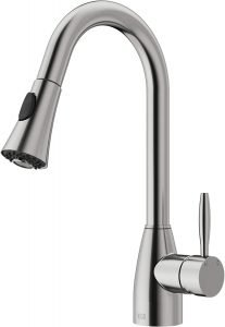 Vigo Vg02013st Sprayer Kitchen Faucet
