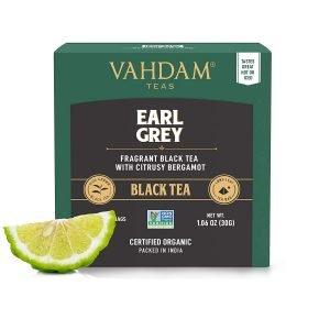 Vahdam Earl Grey Tea