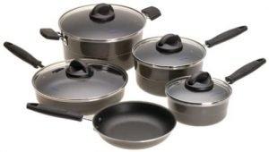 Wearever Balance Cookware Set