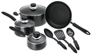 Wearever Comfort Cookware Set