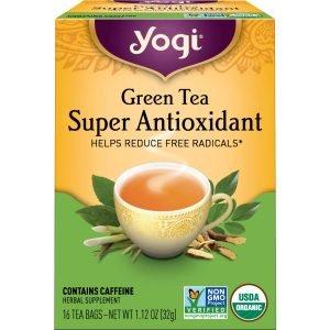 Yogi Organic Green Tea