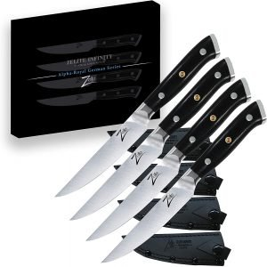 Zelite Infinity Steak Knife Set