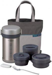 Zojirushi Ms. Bento Stainless Vacuum Lunch Jar