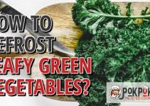 How To Defrost Leafy Green Vegetables?