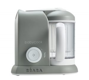Beaba Baby Cook Solo 4 In 1 Baby Food Maker