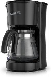 Black+decker 5 Cup Coffee Maker