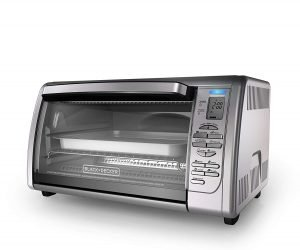 Black+decker Convection Toaster Oven