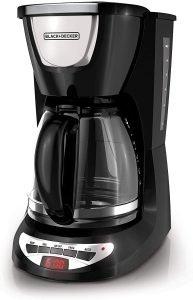 Black+decker Dcm100b 12 Cup Programmable Coffee Maker