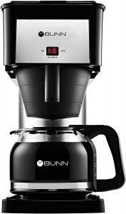 Bunn Bx D Velocity Brew 10 Cup High Altitude Coffee Brewer
