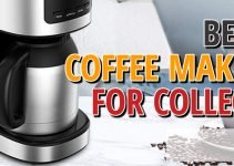 5 Best Coffee Makers for College (Reviews Updated 2021)