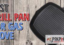 5 Best Grill Pans For Gas Stoves (Reviews Updated 2021)