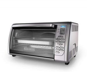 Black + Decker Countertop Toaster Oven