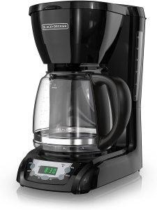Black+decker Dlx1050b Programmable Coffeemaker