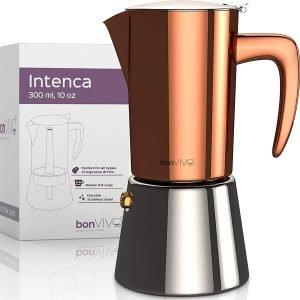 Bonvivo Stovetop Espresso Maker