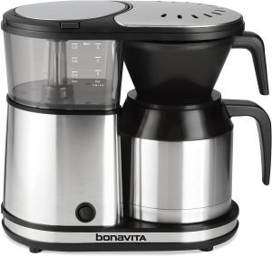 Bonavita 5 Cup One Touch Thermal Carafe Coffee Brewer