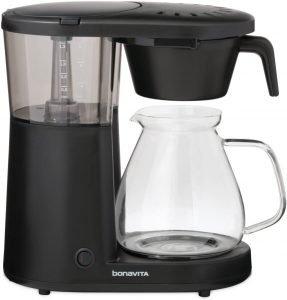 Bonavita Bv1901pw Metropolitan 8 Cup Coffee Maker