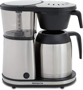 Bonavita Connoisseur 8 Cup One Touch Coffee Maker