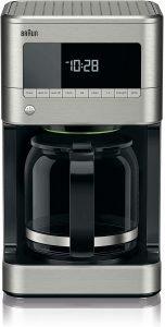 Braun Kf7170si Brewsense 12 Cup Drip Coffee Maker