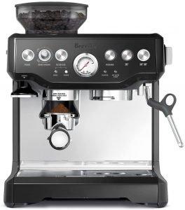 Breville Bes870bsxl The Barista Express Coffee Machine