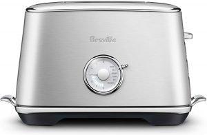 Breville Bta735bss Toast Select Luxe 2 Slice Toaster