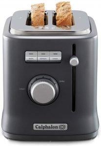 Calphalon Precision Control 2 Slice Toaster