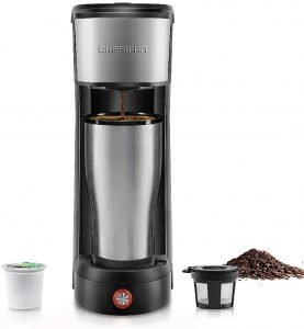 Chefman Instacoffee Single Server Coffee Maker