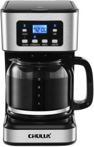 Chulux 24 Hour Programmable Drip Coffee Maker