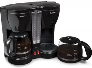 Cucinapro Double Coffee Brew Station