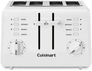 Cuisinart Cpt 142p1 2 Slice Compact Plastic Toaster