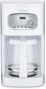 Cuisinart Dcc 1100 12 Cup Programmable Coffee Maker