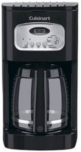 Cuisinart Dcc 110bkp1 12 Cup Coffee Maker